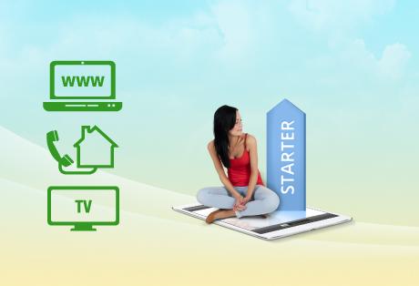 Internet 2.000 und Fernsehen digital