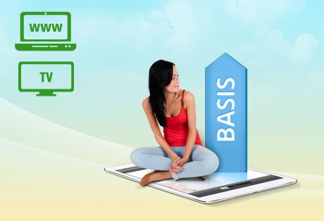 produktbild BASIS TV
